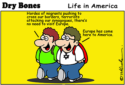 antisemitism,migrants, terrorism, terror attacks, Europe, America,
