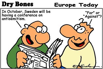 Terrorism, Europe, Israel, antisemitism, Sweden, Malmo, Islamist, support