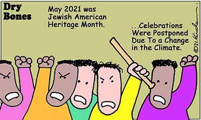 Dry Bones cartoon,donate,America,Jews, antisemitism,