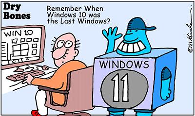 Dry Bones cartoon,donate, Windows, computers,