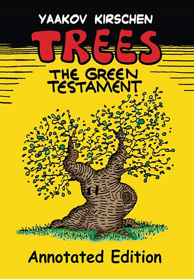 Dry Bones cartoon,Trees, The Green Testament,